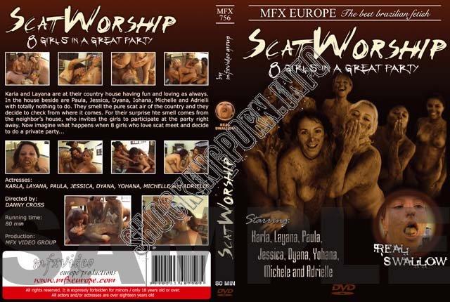 Danny Cross - MFX 756 - Scat Worship