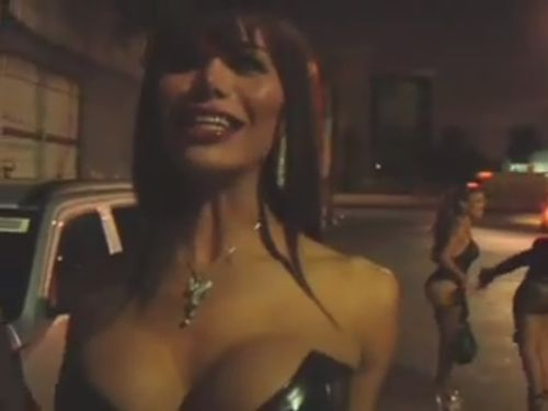 XXX Sex Photos Tranny Hazel Tucker Chill Shemale Cassie Gets