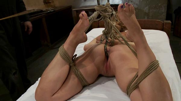 daily bondage video clips