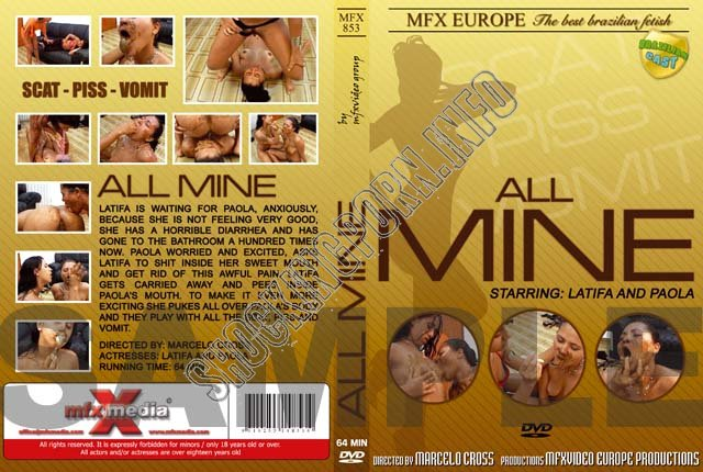 MFX 853 - Marcelo Cross - All Mine - Diarrhea