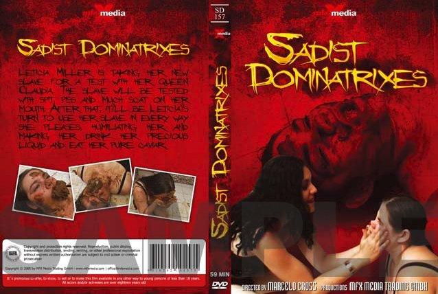 MFX Media - Marcelo Cross - SD-157 - Sadist Dominatrixes
