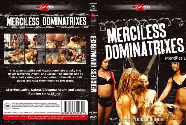 MFX Media - SD-2060 - Mercilles Dominatrixes