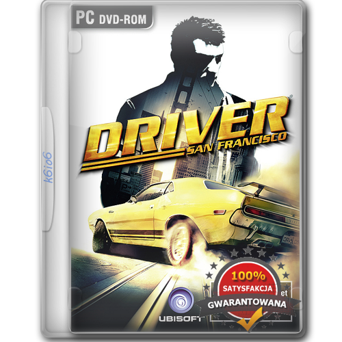Driver: San Francisco (2011)[SKIDROW][PL]