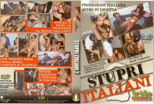 italiano stupro