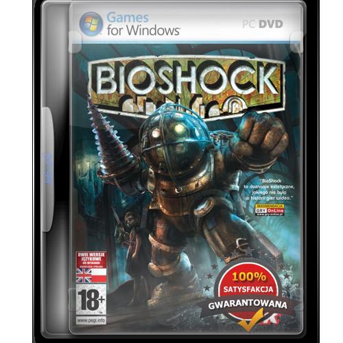 BioShock (2007) [PL][MULTi6][Prophet]