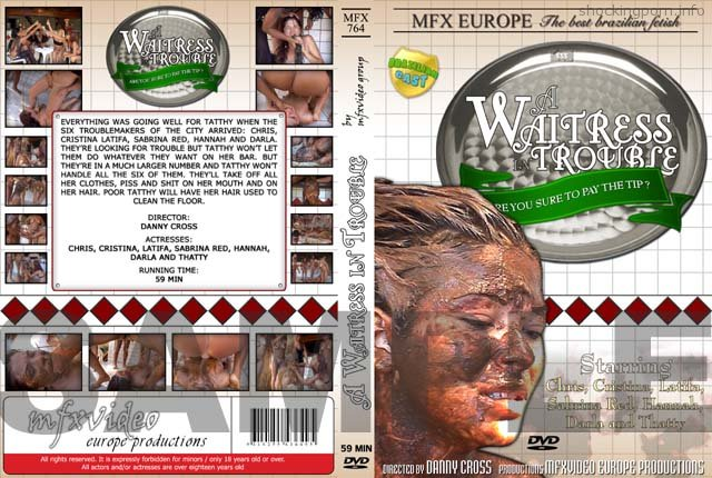 MFX Media - MFX 764 - A Waitress in Trouble