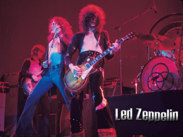 Classic Rock Led Zeppelin 1967 2011 Download
