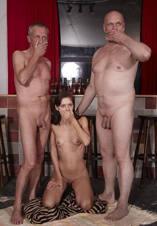 фото порно старика с молодой