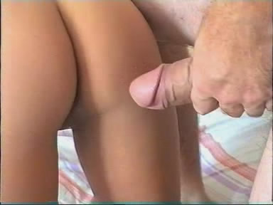 Casting the schoolgirl - tearing the ass