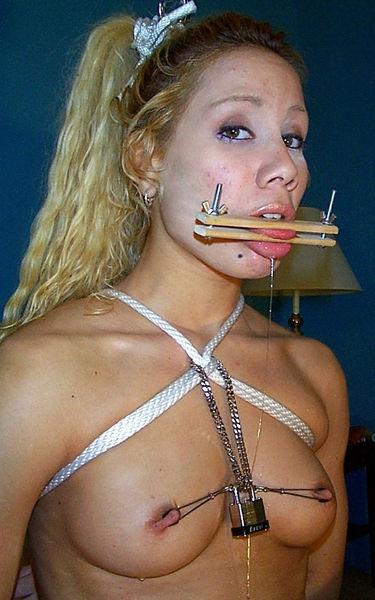 bondage Natalia ashe