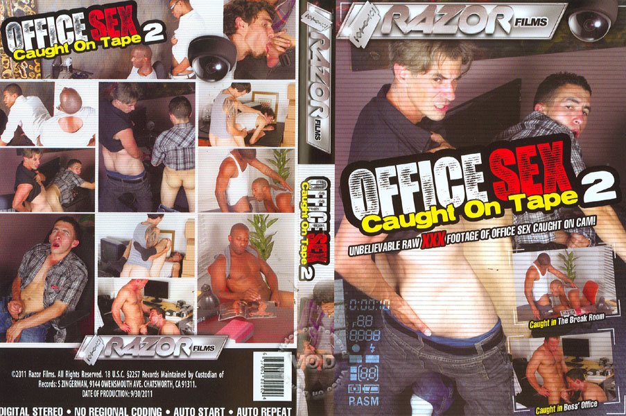 Office Sex Caught On Tape 2