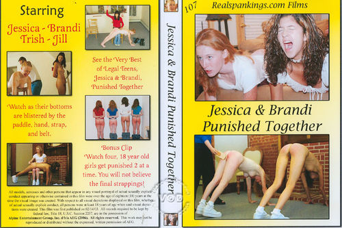 Jessica & Brandi Punished Together Stars: Jessica, Trish, Jill, Brandi
