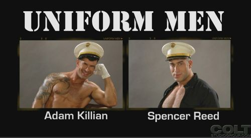 Uniform Men (Adam Killian & Spencer Reed)