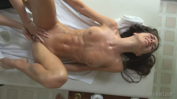 Reluctant massage orgasms