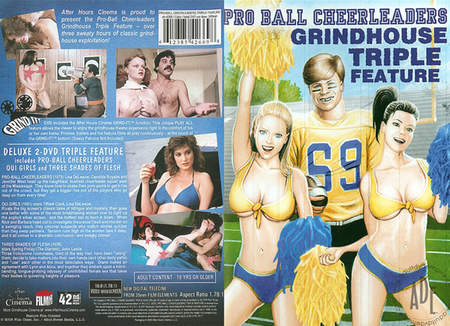 Pro-Ball Cheerleaders (1979)