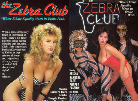 The Zebra Club (1986)