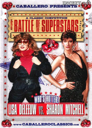 Battle of superstars lisa deleeuw vs sharon mitchell m22