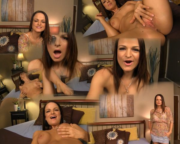 Sexy janessa asks for him cum on her face after fucking 6