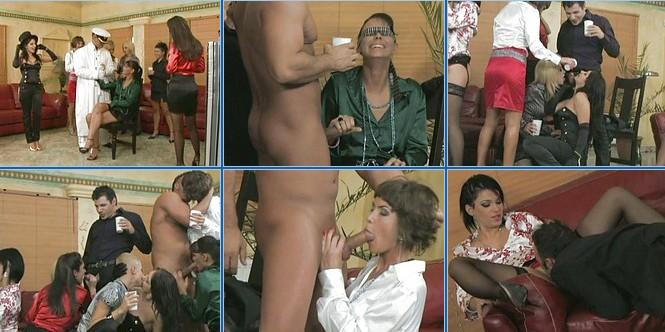 sexklubber pølse party sex scene