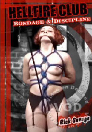 Captive shackles male bondage