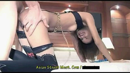 Very small Asian Babe in hardcore video
