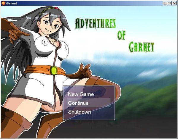 Adventures of Garnet [0.52] (gegerlan) [uncen] [2013, RPG] [eng]