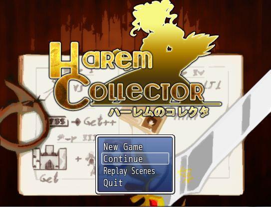 Harem Collector (NoMoshing, MagicWhiteLady) [uncen][eng]