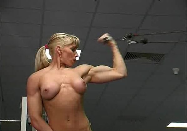 Very Strong Women Naked 9
