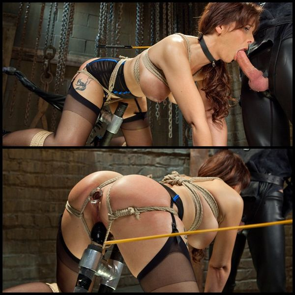 Slave training anal