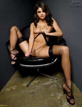 selena gomez nude fakes bondage