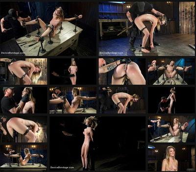 Device Bondage - Sep 4, 2015 - The Pope and Ashley Lane