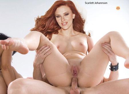 секс фотографии скарлетт йохансон