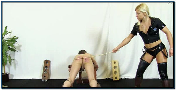 Severe Non Stop Caning Female Domination