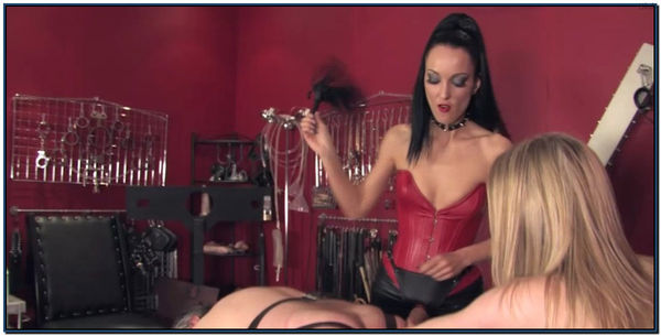 Double Domme Treatment Female Domination