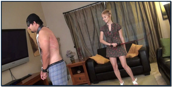 Remind Him With Pain Female Domination