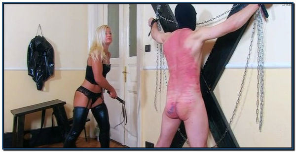 Brutal Punishment From Zita Female Domination