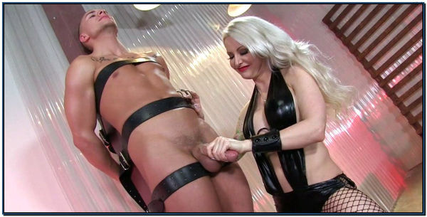 Slave Cum Extraction Female Domination