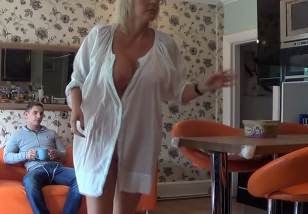 Face ,body Son masturbates over mother would love