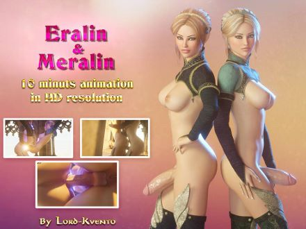 [Affect3D] [3D Hentai Anime] Eralin And Meralin (2015) HD 720p