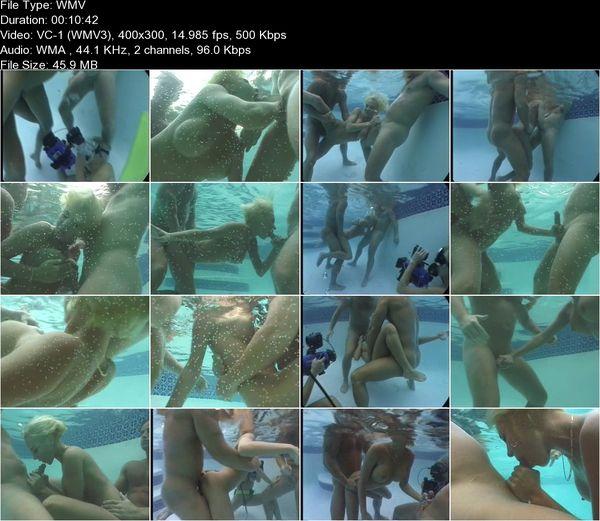 Aquaphilia porn nude girls