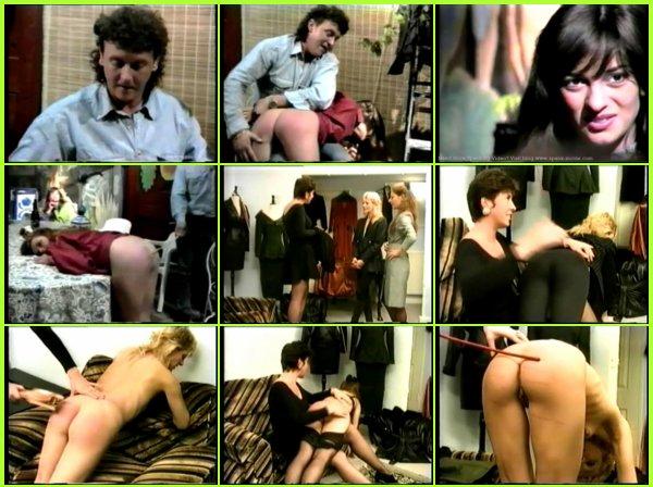 tv show spank