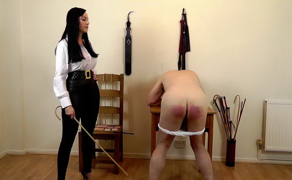home spanking Femdom