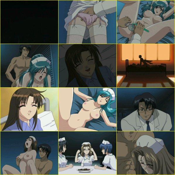 obscene prison ward hentai