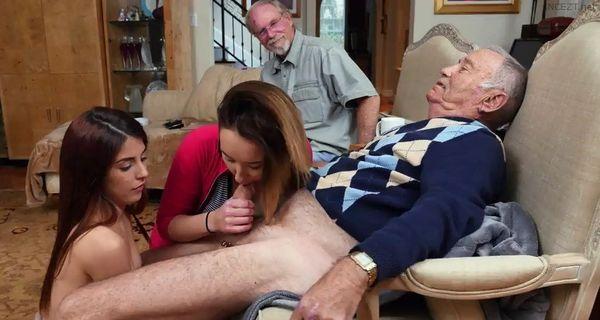Young slut for older man