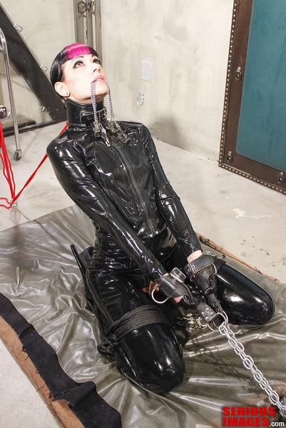 Babe bondage lesbian