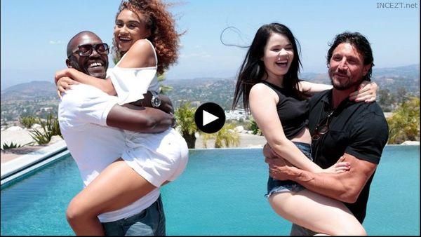 Black tgirls sucking cock