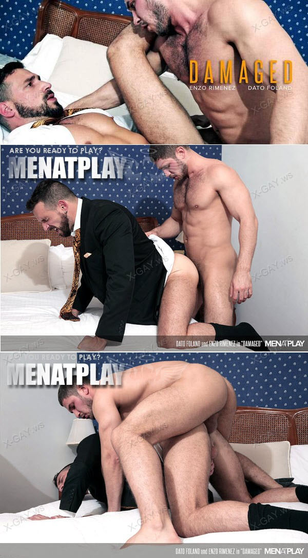 MenAtPlay: Damaged (Enzo Rimenez, Dato Foland)