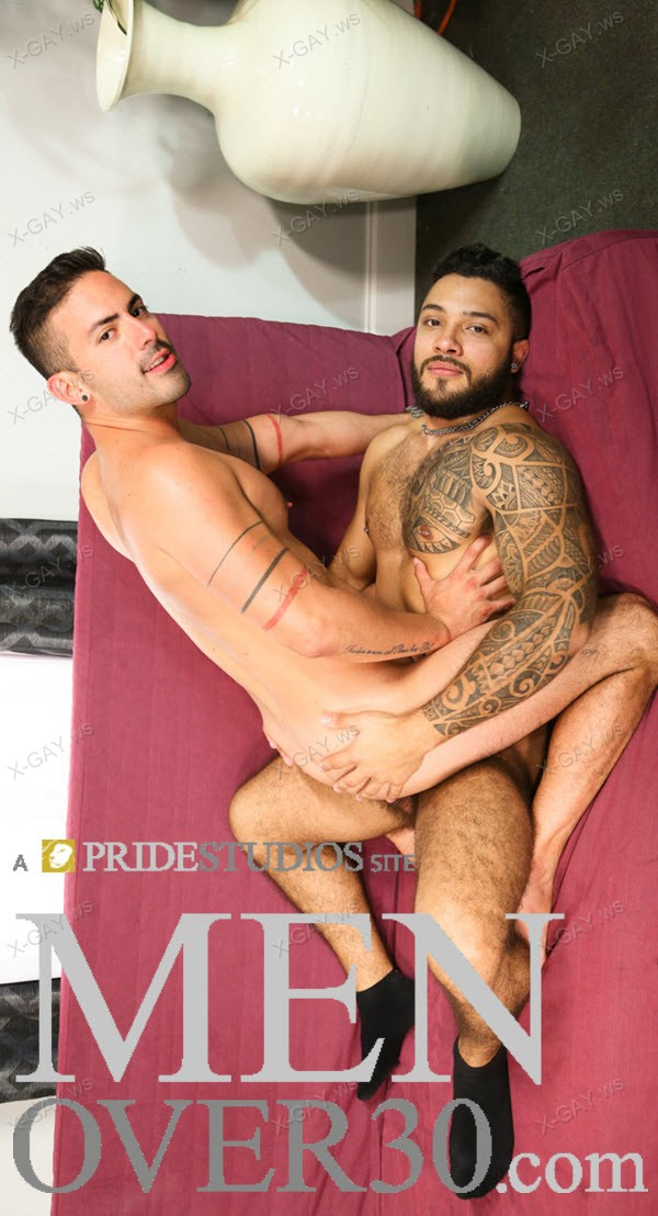 MenOver30: Big Birthday Surprise (Cesar Rossi, Mario Cruz)