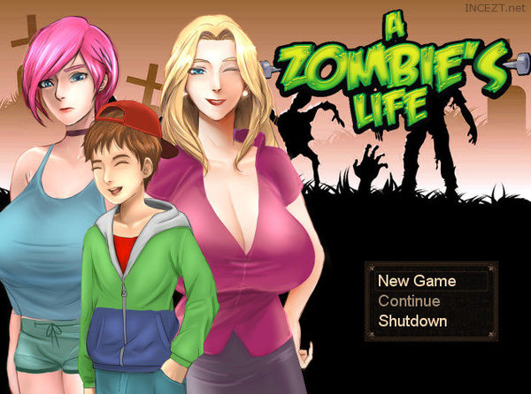 INCEST GAME: Zombie's life [v0.6] (2017/ENG)