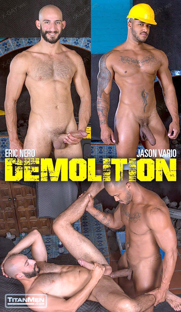 TitanMen: Demolition (Eric Nero, Jason Vario)
